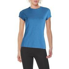 Asics Para Mujer Fitness Entrenamiento Activewear T-Shirt Atlético BHFO 3703