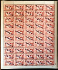 Yemen Kingdom -1964 Mi#85 ovpt.in violet Free Yemen (cat 2500) MNH**