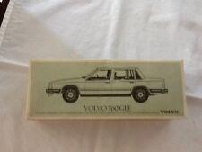 STAHLBERG PROMO BOX ONLY, Volvo 760 GLE Original