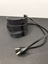 Fitbit Charge Activity Wristband - Lot Of Three- Black