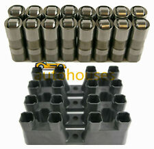 LS7 LS2 16 GM Performance Hydraulic Roller Lifters & 4 Guides 12499225 HL124