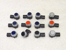 Lot of 12 Chrysler Genuine Factory Bumper Sensors