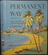 PERMANENT WAY, HILL Tanganyika Railways WW1 East Africa Campaign Tanzania Steam