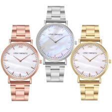 LVPAI Fashion Women Quartz Watch Business Wrist Watch Stainless Steel Wristwatch