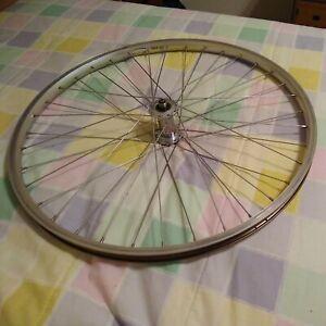 Phil Wood/ Araya RM-20 MTB Front Wheel, Mint. Vintage, Classic.