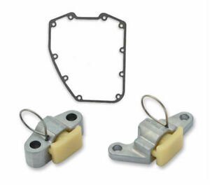 Hydraulic Cam Chain Tensioner Complete Kit Harley 07-17 Repl 39968-06 & 39969-06