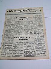 Bulletin SNCF 1942 28 apercu de nos importants travaux de NANTES