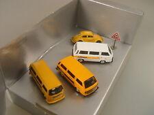 Lufthansa VW Fahrzeuge Set - Schuco 1:87 - 452595900 #E