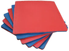 MARTIAL ARTS MATS - BLUE/RED 45mm  - SAVE 60% OFF RETAIL