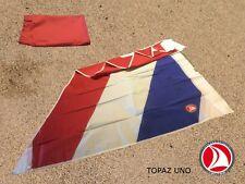 Ventoz Topaz UNO (5.6 m2) - ROSSO-BIANCO-BLU