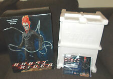 Gentle Giant Marvel Limited Edition Ghost Rider in Desert Statue, New 341/1500