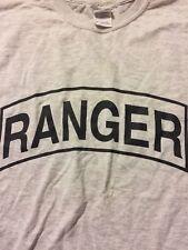 Ranger Gray  T-Shirt size Xl Preowned