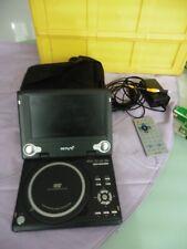 Tragbarer Portable DVD Player Odys PDV-57010 D funktioniert