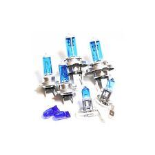 Seat Ibiza MK4 H7 H4 H3 501 100w Super White Xenon High/Low/Fog/Side Light Bulbs