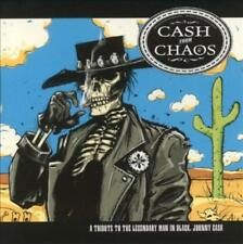 VARIOUS ARTISTS - A TRIBUTE TO THE LEGENDARY MAN IN BLACK: JOHNNY CASH NEW CD