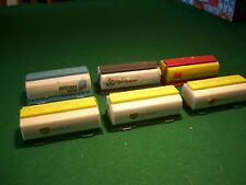 6 x OO Gauge Tank Containers Triang/Hornby