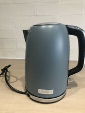 Haden Perth Grey Kettle 1.7l Fast Boil Net Water Been Put In To Check