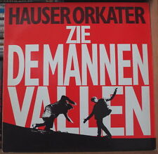 HAUSER ORKATER ZIE DE MANNEN VALLEN HOLLAND  PRESS LP BOVEMA NEGRAM 1979