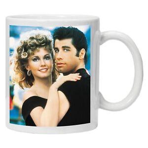 Grease Classic Movie Personalised Mug Printed Coffee Tea Drinks Cup Gift