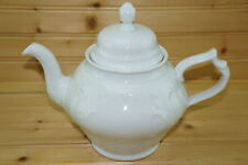 "Rosenthal Sanssouci White TeaPot with Lid, 5 1/2"", 5-Cups"