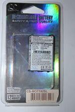 CAMERON SINO - Batterie 600mAh pour Motorola T192 - CS-MOT192SL