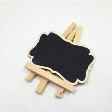 Mini Wooden Message Board Wedding Blackboard Chalkboard Display Earnest