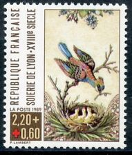 TIMBRE FRANCE NEUF** N° 2612 CROIX ROUGE OISEAU FAUNE