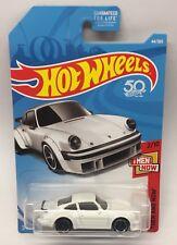 Hot Wheels Porsche 934 Turbo RSR White 2/10 HW Then and Now C Case Die Cast Car