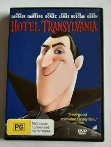 Hotel Transylvania  Kids PAL DVD R4 VGC