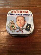NATIONAL EMBARRASSMINTS George Bush Jr.