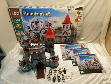 LEGO® Kingdoms 7946 Große Königsburg, Gebraucht, inkl. BA und OVP