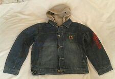 Kinderbekleidung 3 in 1 Jacke Gr. 140 ( 2 Sommer- und 1 Übergangsjacke ) von C&A