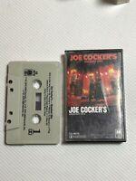 Tested JOE COCKER Joe Cocker's Greatest Hits (Cassette, 1977, A&M)