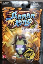 Mattel Shonen Jump's Shaman King Tokageroh Figure  SEALED & NEW (2004)