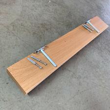 Wandboard Eiche Massiv Holz Board Regal Steckboard Regalbrett NEU