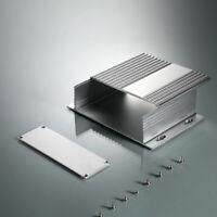 Boîtier en aluminium pour boîtier, projet électronique Pour PCB Board DIY 6 Type