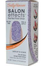 Sally Hansen Salon Effects Real Nail Polish Strips Ring Toss (#01)
