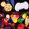 IQ Jigsaw Puzzle Light Ceiling Lamp DIY  Colorful Lampshade Room Decor Lampshade