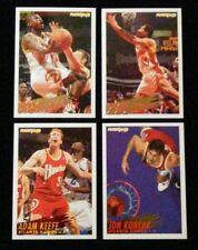 1994-95 1995-96 Fleer Finish/Complete Your Set 8 Cards $1.00