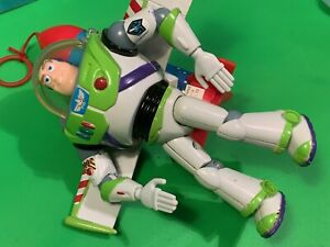 Disney thinkway,made in China buzz lightyear action figure,the big one,string