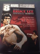 Men's DVD Collection: 9 Total: The Best of Bruce Lee, Something about Mary
