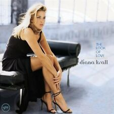 DIANA KRALL THE LOOK OF LOVE CD JAZZ NEW