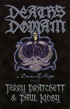 Death's Domain: a Discworld Mapp-Terry Pratchett, Paul Kidby