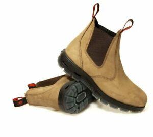 "Redback ""Original"" Boot Crazy Horse Suede UBCH size 9"