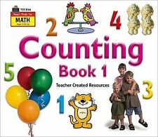 Read-Think-Do Math: Counting Book 1