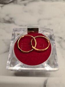 22ct Gold Earrings