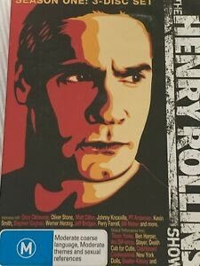 The Henry Rollins Show: Season 1 One DVD