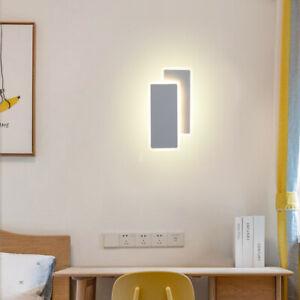 14W LED Wandleuchte Innen Modern Wandlampe Schlafzimmer Wohnzimmer Treppenhaus