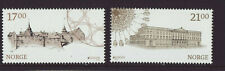 Norway 2017 MNH - EUROPA - Castles - set of 2 stamps