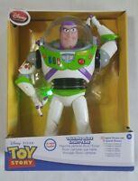 "Disney Toy Story English/Spanish Talking Buzz Lightyear 12"" Action Figure"
